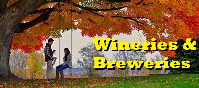 Fall couple wineries