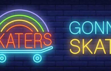 Skaters Gonna Skate